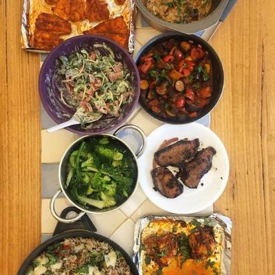 meat, vegetables, groceries delivered