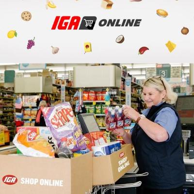 iga online shopping
