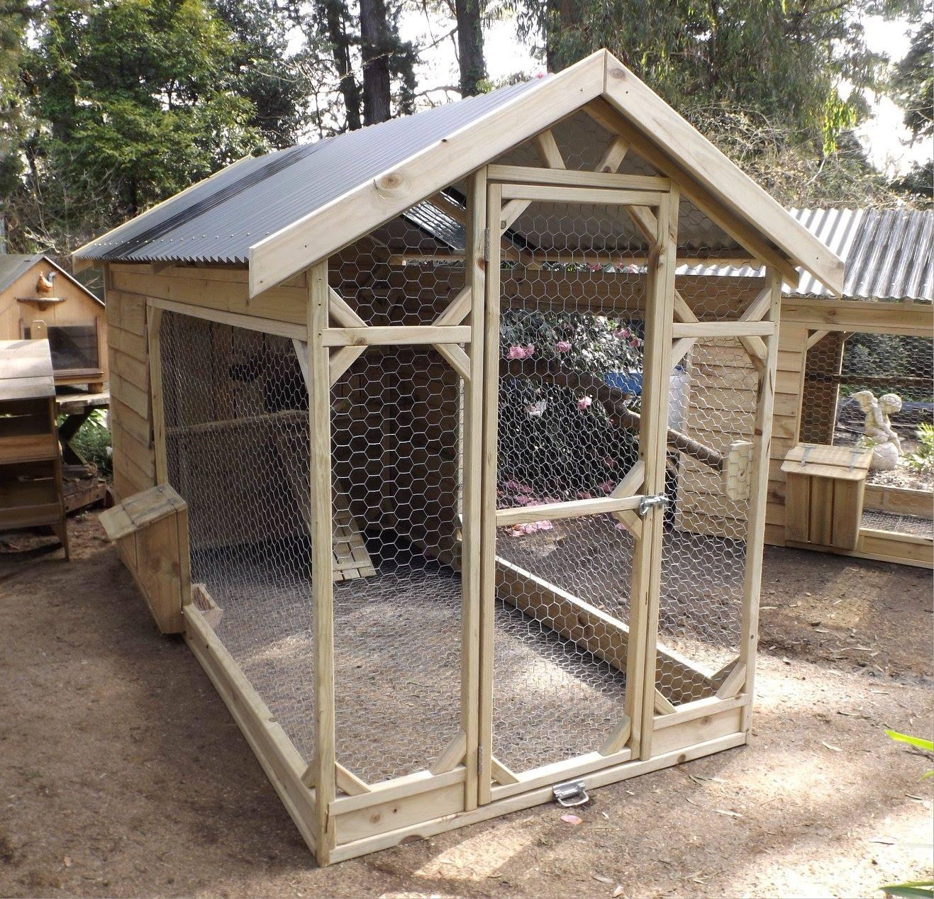 Chicken Coops in Avonsleigh